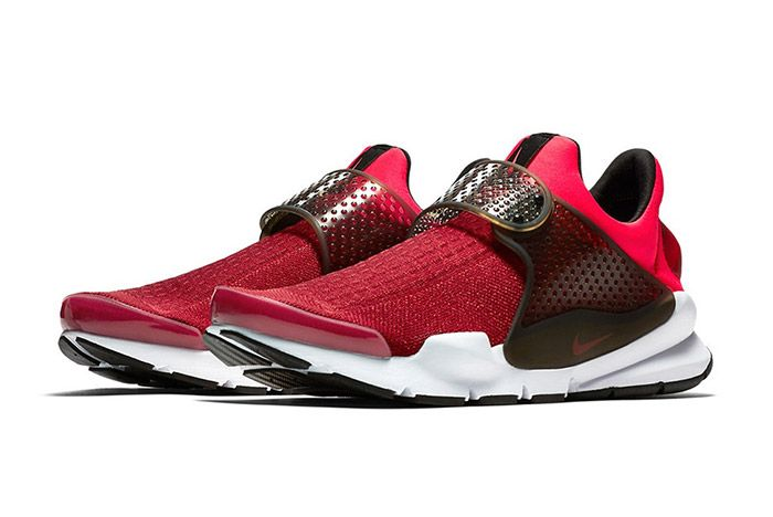 Nike Sock Dart 2017 Red 1