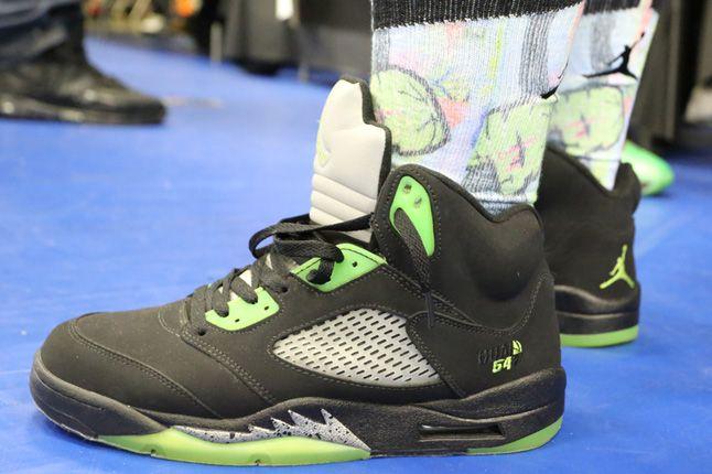 Sneaker Con Charlotte Jordan 5 1