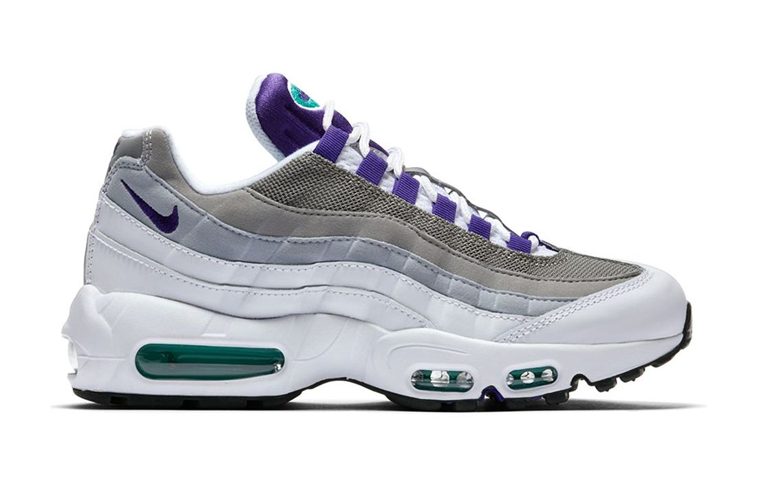 Grape Nike Air Max 95 Best Feature