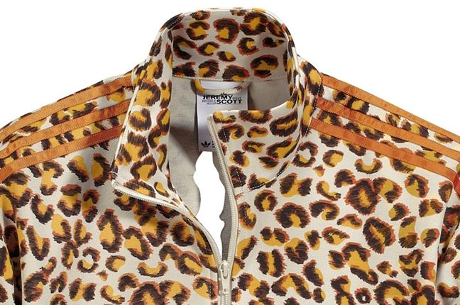 Adidas Jeremy Scott Firebird Track Top Leopard 5 1