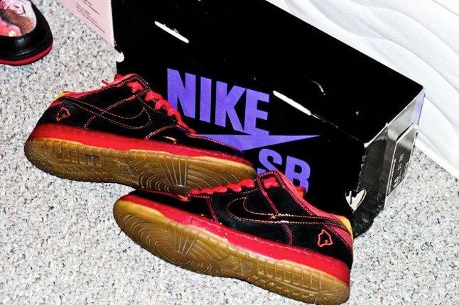 Nike Sb Dunk Tie Dye 1