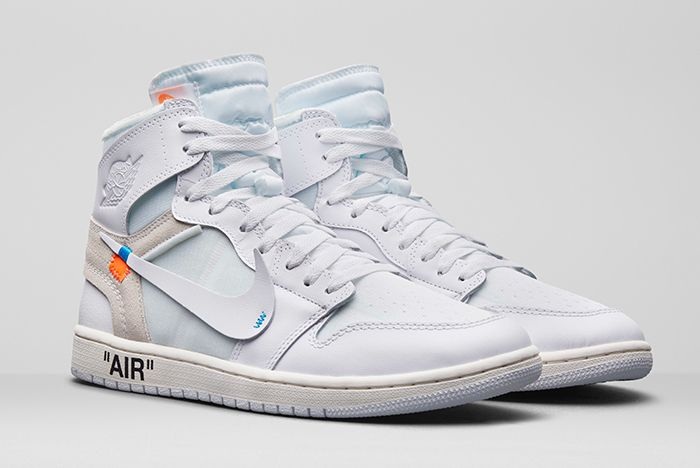 2018 Most Valuable Sneakers 1