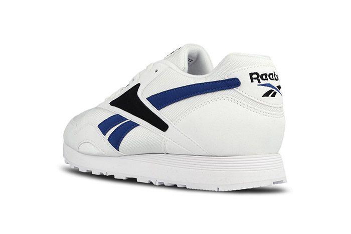 Reebok Rapide Og White Black Royal Blue 5