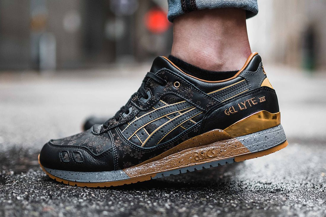 Limited Edt X Asics Gel Lyte Pack 4