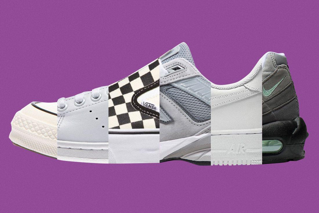 Composite Sneaker Header