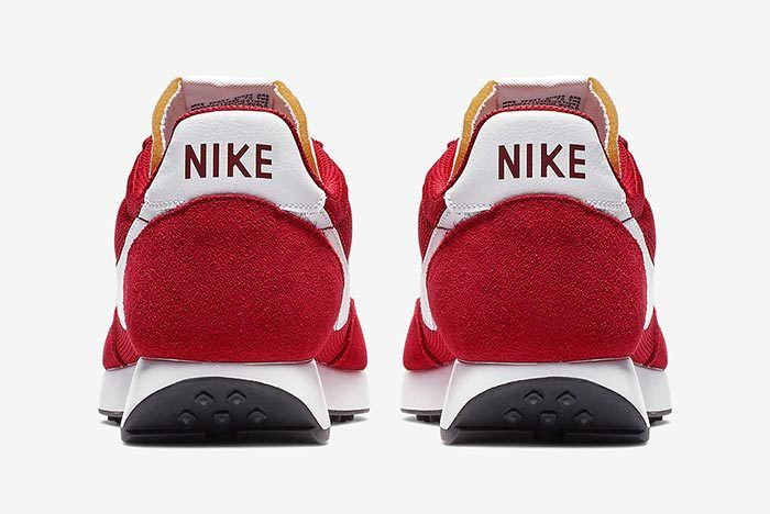 Nike Air Tailwind Gym Red 5