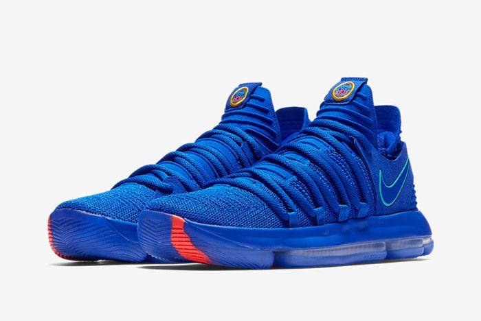 Nike Kd 10 Prosperity Blue 1
