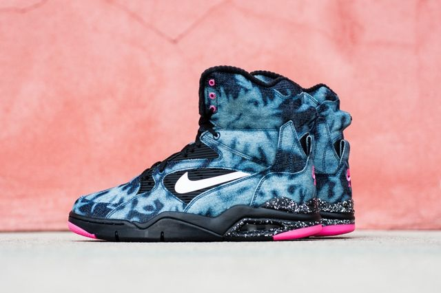 Nike Air Command Force Bleached Denim 4