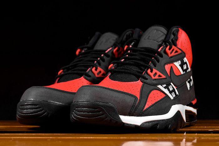 Nike Air Trainer High Sc Red 1 Sneaker Freaker
