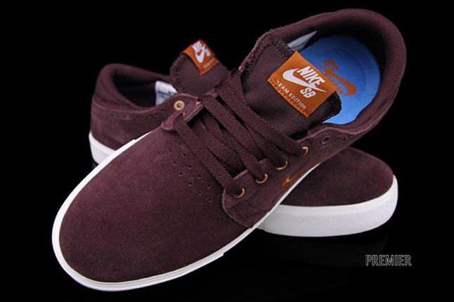 Nike Sb Team Edition Red Mahogany 06 1