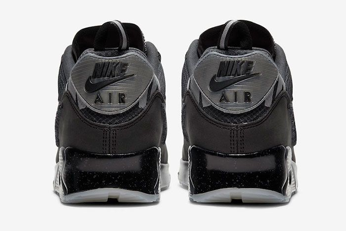 Undefeated Nike Air Max 90 Black Cq2289 002 Release Date 3 Official