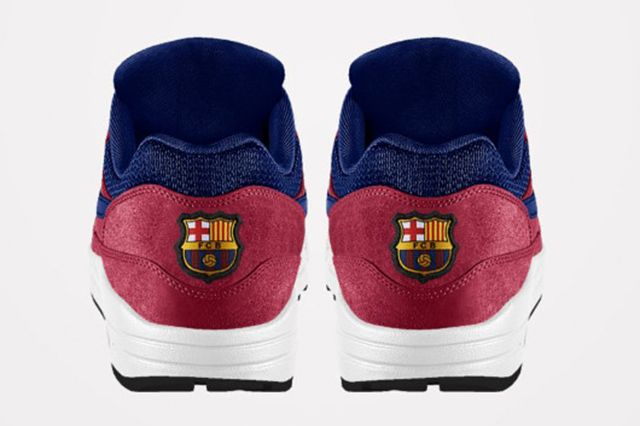Nike Air Max 1 Id Fc Barcelona Thumb