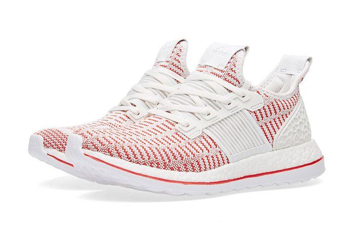 Adidas Pure Boost Zg Ltd White 3