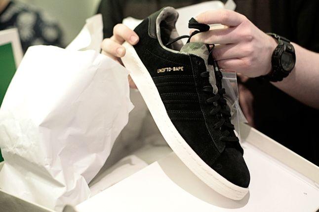 Adidas Bape Undftd Launch Recap 2 1
