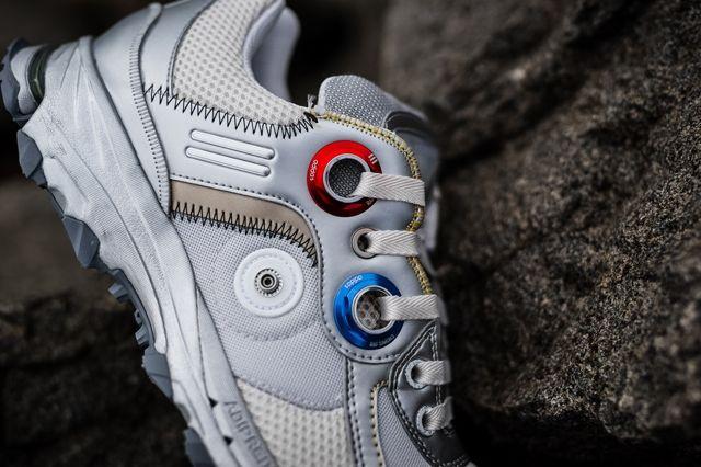 Raf Simons Adidas Response Trail Robot Silver 1
