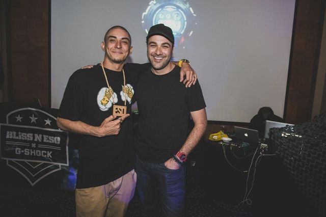 G Shock Launch Bliss N Eso Colab 17