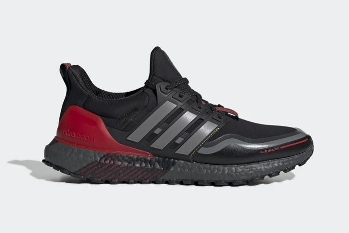 Adidas Ultraboost Guard Scarlet Lateral