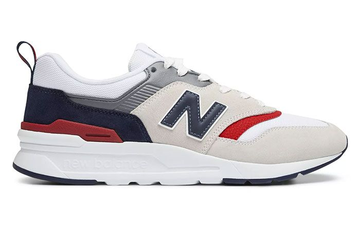 New Balance 997H Liverpool Fc Lateral
