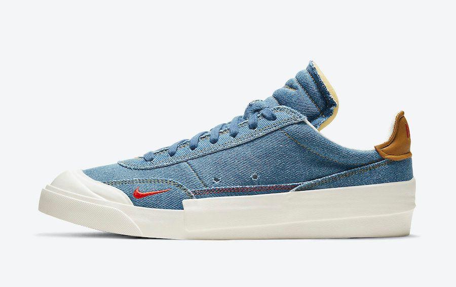 Nike Drop-Type LX Denim Left