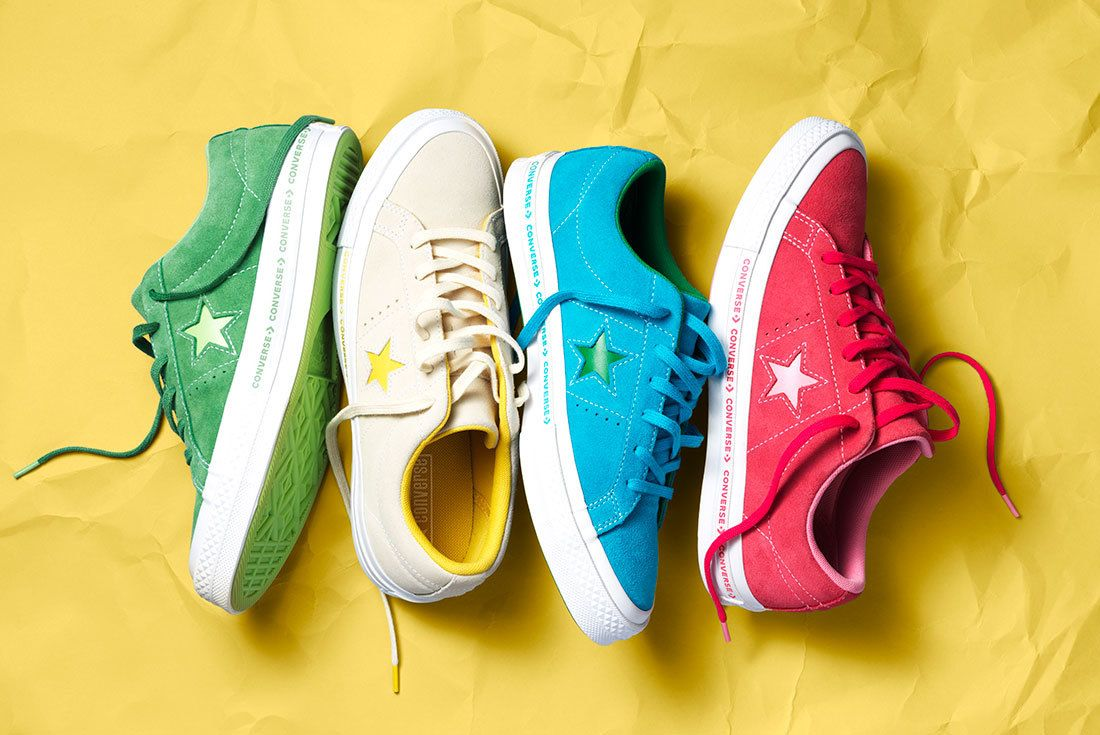 Converse One Star Spring 2018 Original Sneaker Freaker