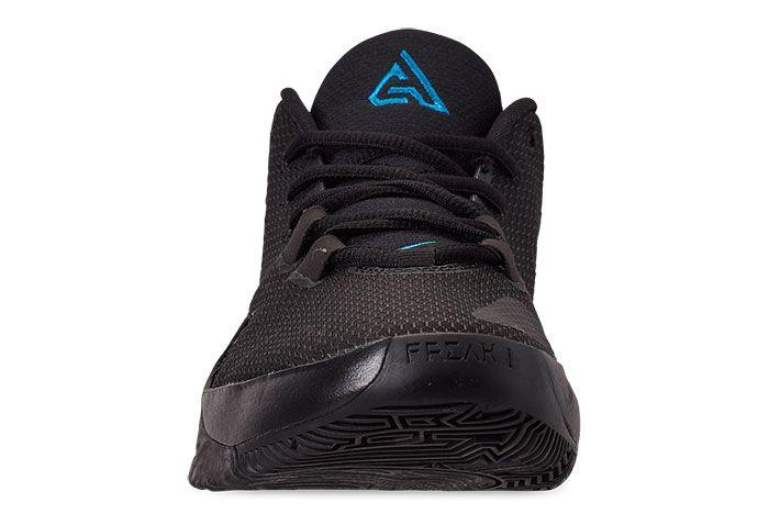 Nike Zoom Freak 1 Black Iridescent Toe