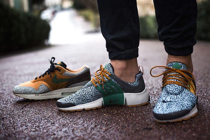 Nike Air Presto Safari Se Qs Atmos 2
