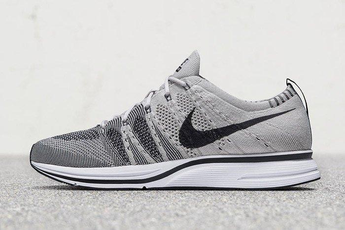 Nike Flyknit Trainer Pale Grey Release Date 1