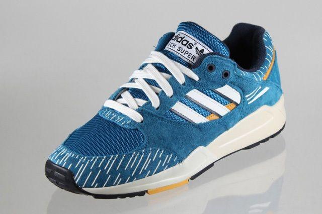 Adidas Tech Super Blue Her0 Legend Ink 5