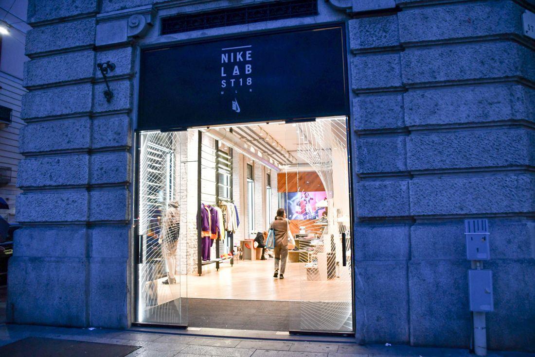 Milan Nike Lab 2