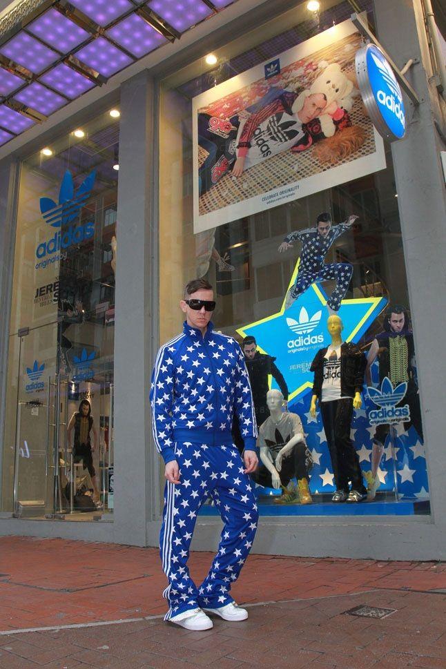 Jeremy Scott Originals Store Hk 2 1
