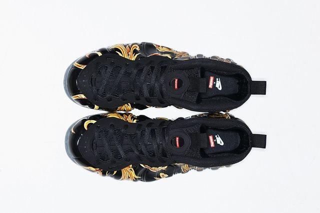 Nike Air Foamposite OneMetallic GoldKicksOnFire