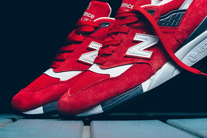 New Balance 998 Made In Usa Red 3