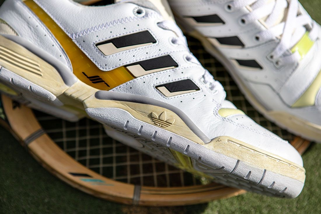 Highs And Lows Adidas Consortium Torsion Edberg Comp Release Date Sneaker Freaker Midsole Grass