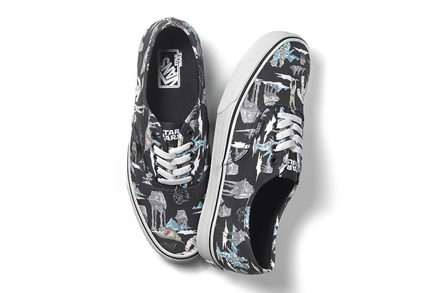 Star Wars X Vans Holiday Collection 9