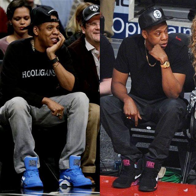 Jay Z Sneaker Style 18