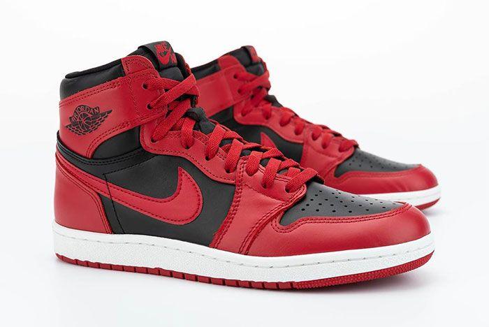 Air Jordan 1 85 Hi Varsity Red Right