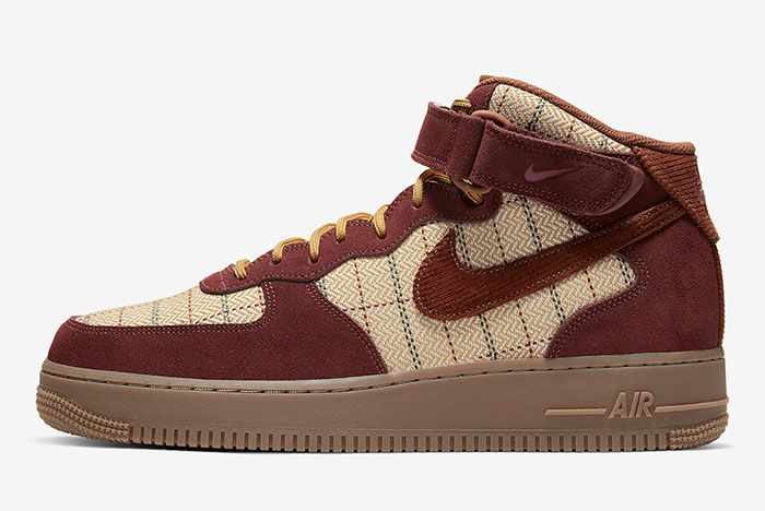 Nike Air Force 1 Mid Ct1206 900 Lateral