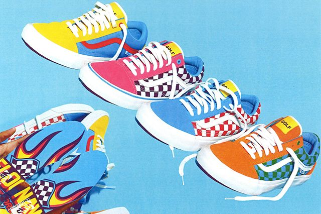 Golf Wang X Vans 2015 Old Skool Collection6