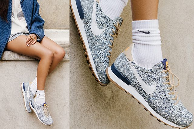 Liberty Of London X Nike Summer 2014 Collection 11