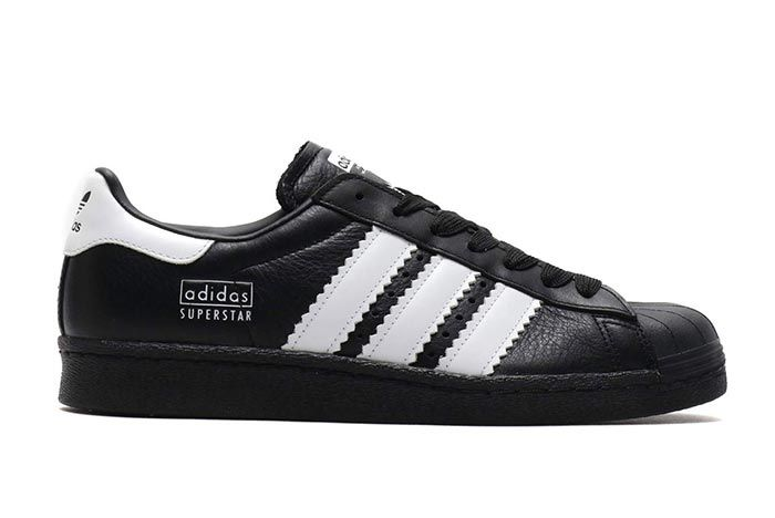 Adidas Superstar 80S Black 1