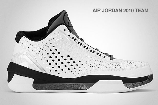 Air Jordan 2010 Team 2
