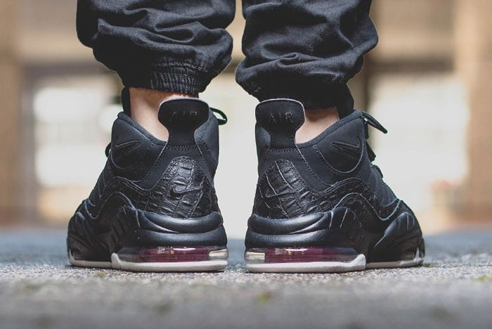 Nike Air Max Sensation Black Croc 3
