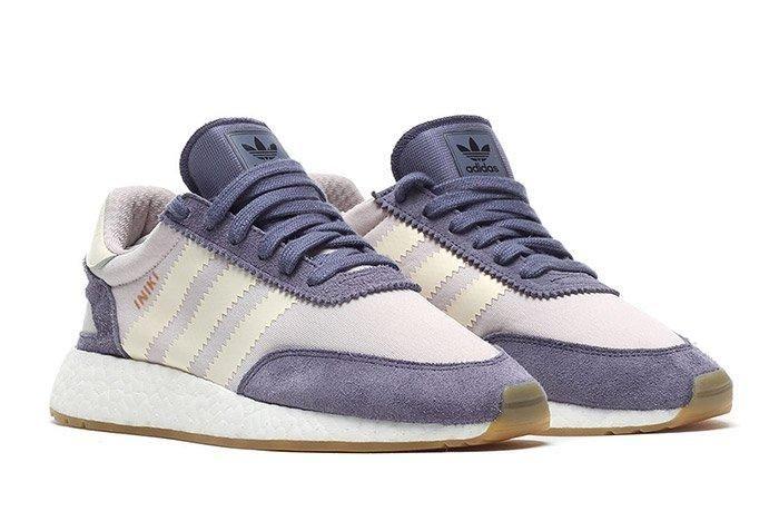 Adidas Iniki Runner Boost Purple 6