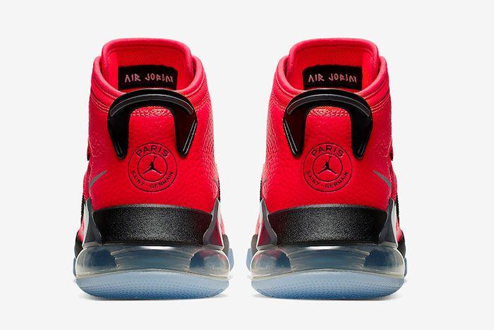 Jordan Mars 270 Psg Infrared Cn2218 600 Release Date 5 Heel