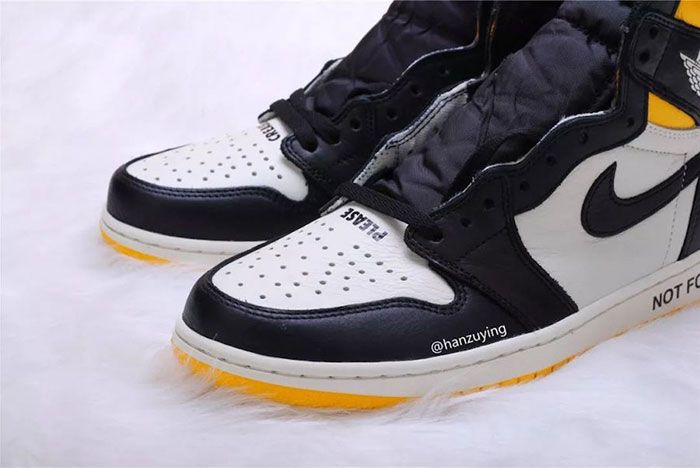 Air Jordan 1 Nrg No Ls Varsity Maize 861428 107 Release Date 3 Sneaker Freaker