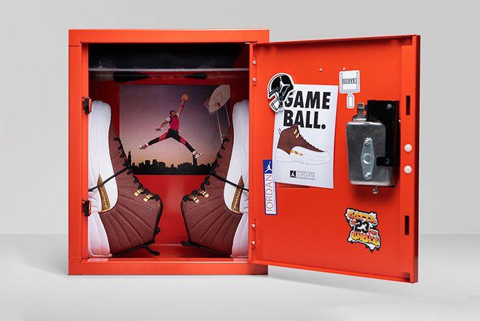 Air Jordan 12 Football Pe 0 Locker