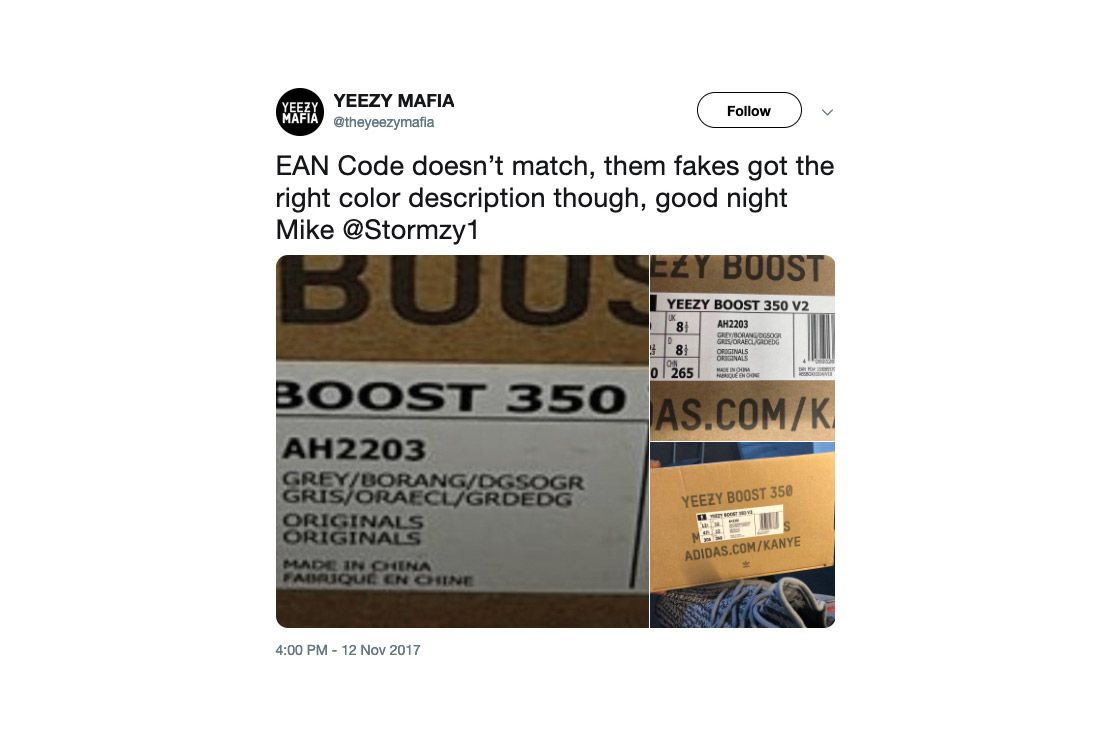 Yeezy Mafia Interview Stormzy Tweet Box