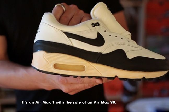 Nike Collector In Mint Condition 5 1