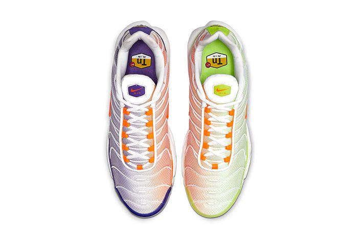 Nike Air Max Plus Color Flip Ci5924 531 Release Date Top Down
