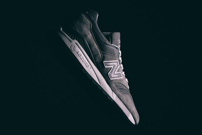 New Balance 997 5 Made In Usa Tonal Grey20